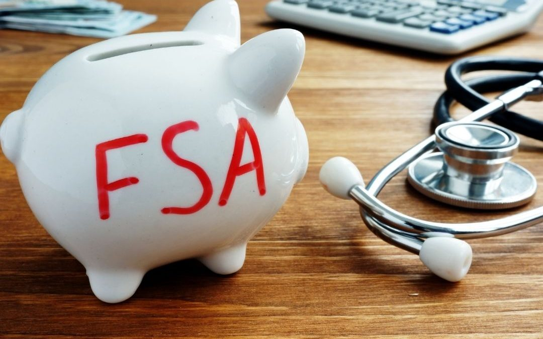 Don't forget to use your FSA dollars before you lose them!