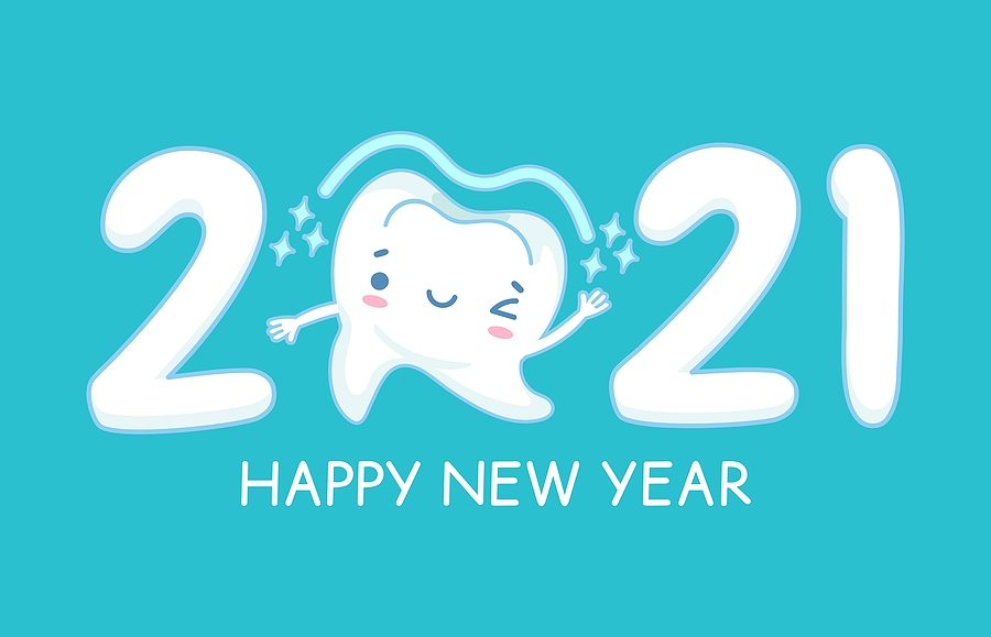 5 resolutions to improve your dental health!